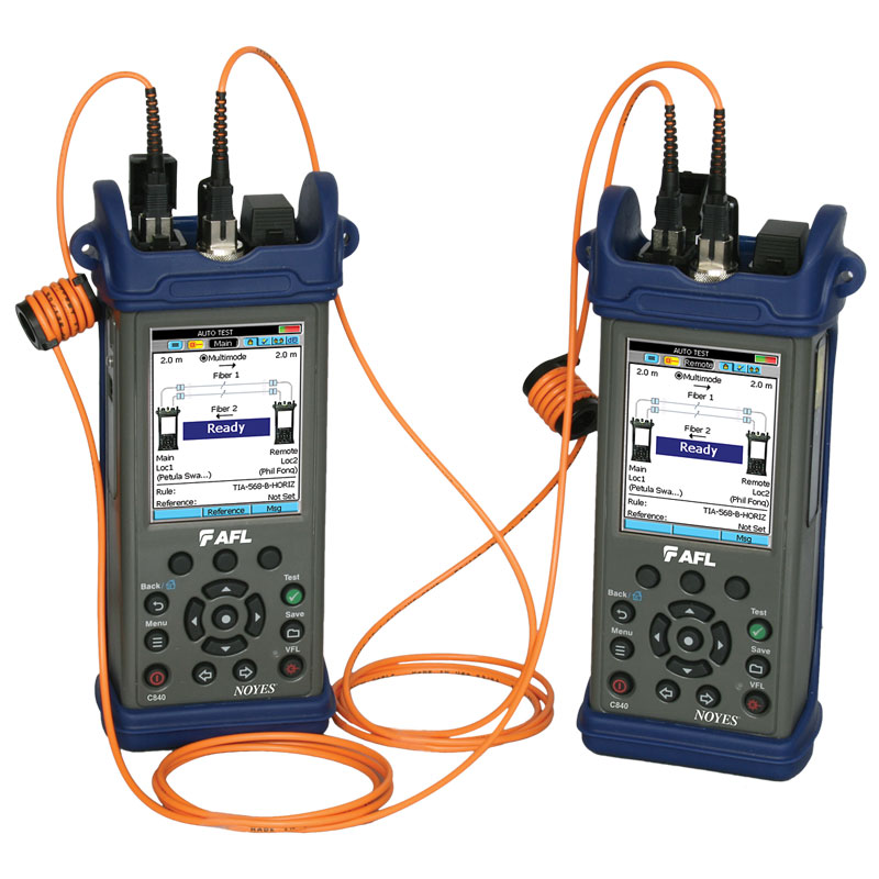 C880 Certification Optical Loss Test Kit Atl