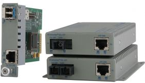 iConverter Copper to Fiber Media Converters